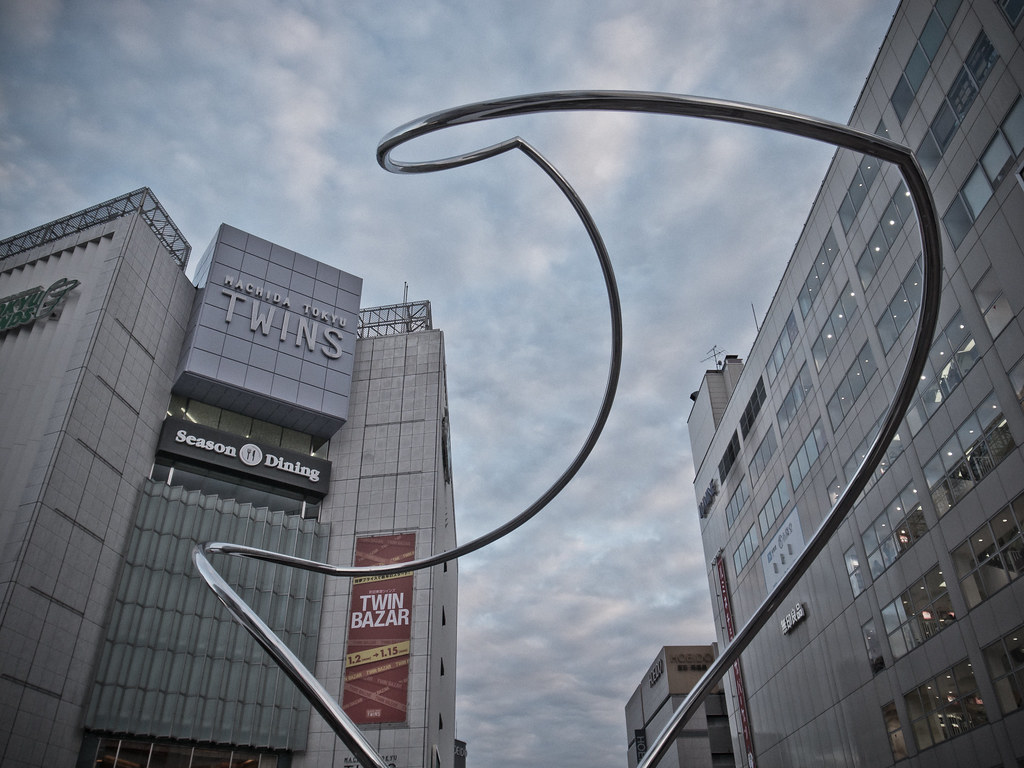 Walking Tokyo - Machida-city - GRD4
