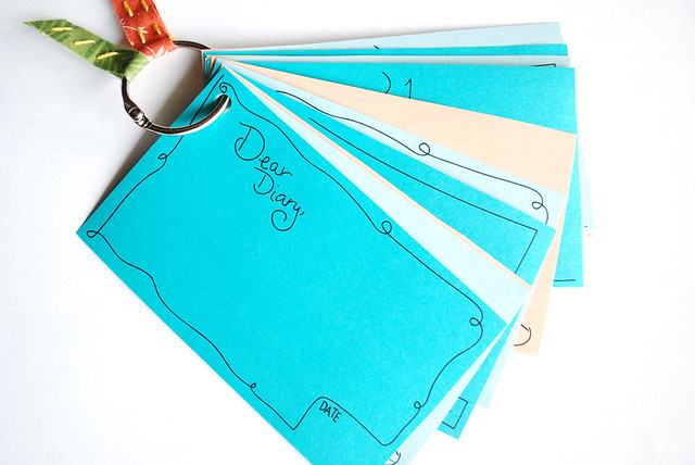 Diary Cards