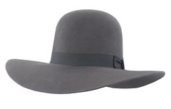 2068 Morgan Earp Custom Tombstone Cowboy Hat  c4f0047ac35