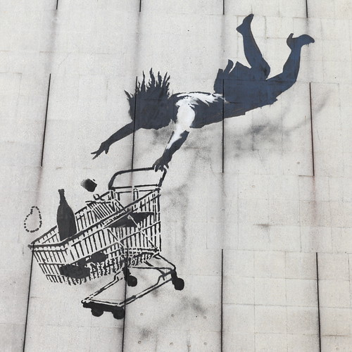 Banksy: Shop 'Til You Drop