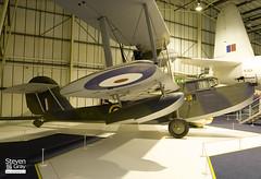 VH-ALB - A2-4 - RAF Museum - Supermarine Seagull V - 080203 - RAF Museum Hendon - Steven Gray - IMG_7378