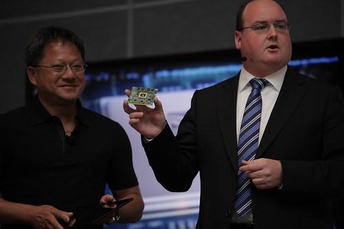 Audi Press Conference - NVIDIA @ CES 2012