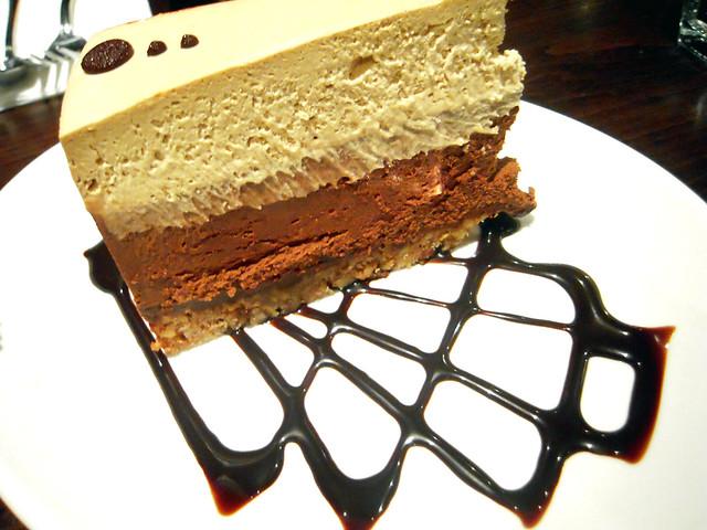 Dilettante's Mocha Silk Cake