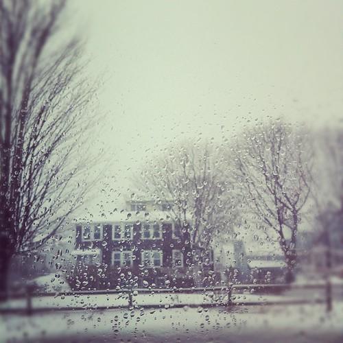 finally snow, finally.