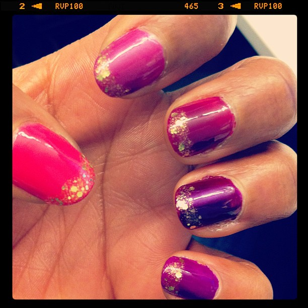 Nails-Purples