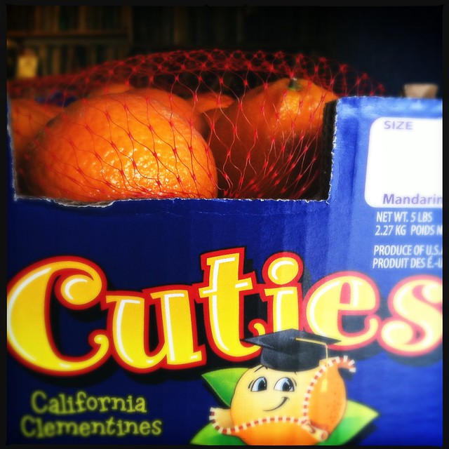 Your Cutie also functions as a Clementine device.