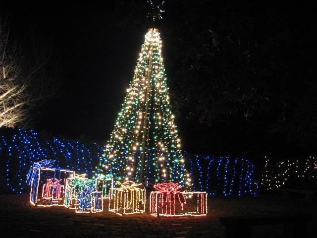Christmas Lights At Bellingrath Gardens Mobile Alabama Usa Dec 2011 Flickr Photo Sharing