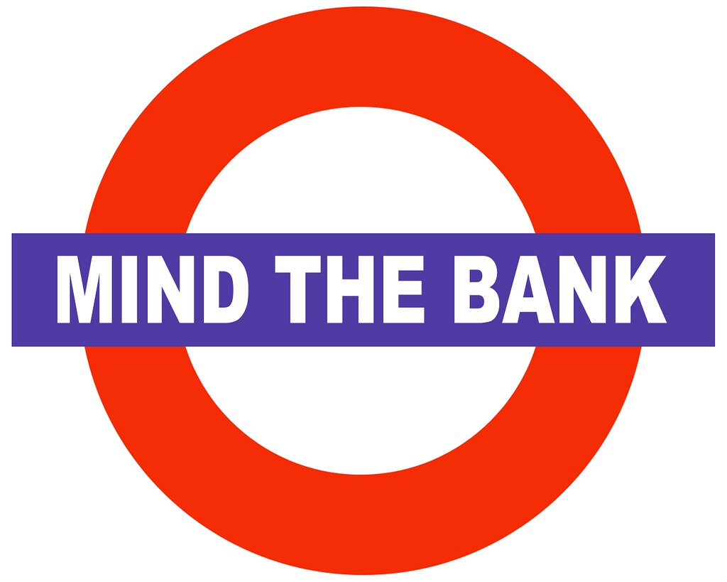MIND THE BANK LOGO