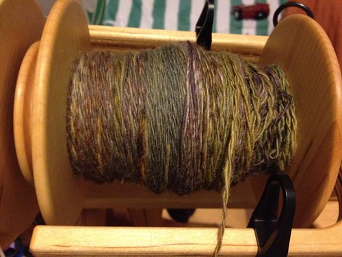 Spinning some awful colors