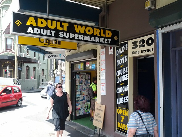 Header of Adult World