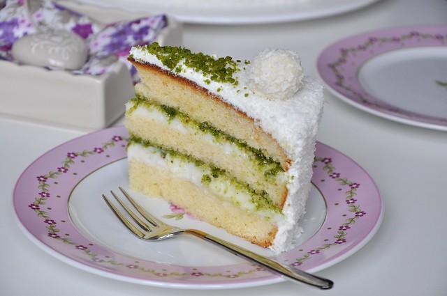 fıstık ezmeli pasta