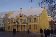 Tallinn, Estonia, New Years Day 2012