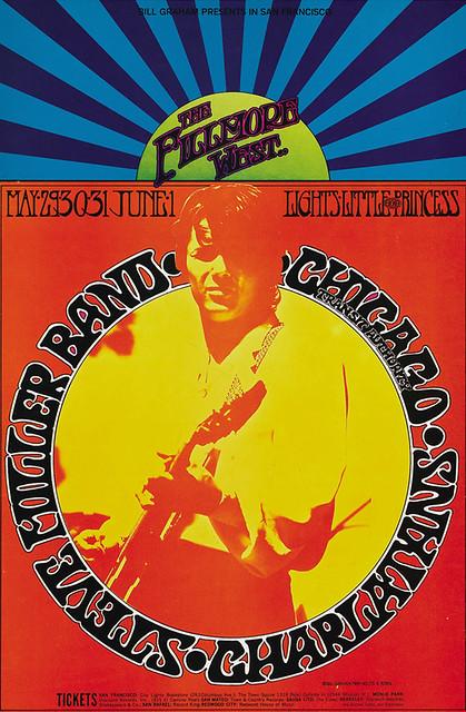 Steve Miller Band 1969