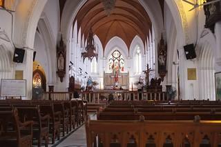 Imageof San Thome Basilica. india church chennai