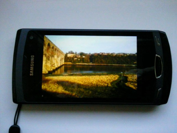 how to make my videos photos rotate samsung s6
