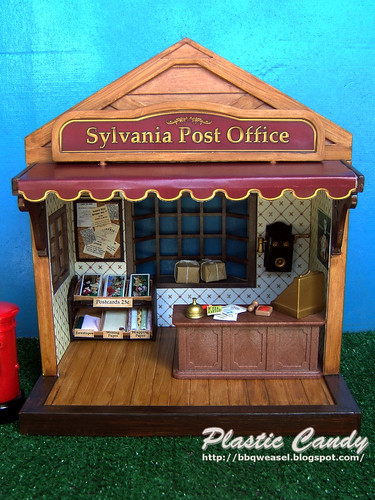 Post office complete