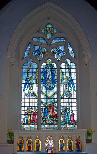 East window