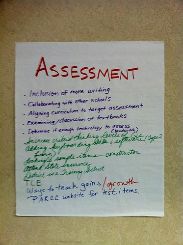 CCSS Assessment 1