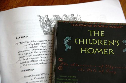 children's homer