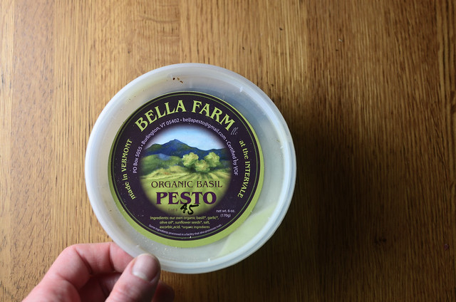 bella farm pesto