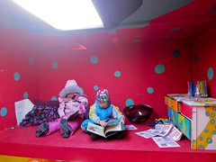 Reading Monsters by Wtarfive, on Flickr