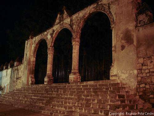 Entrada principal Ex-Convento Huejotzingo