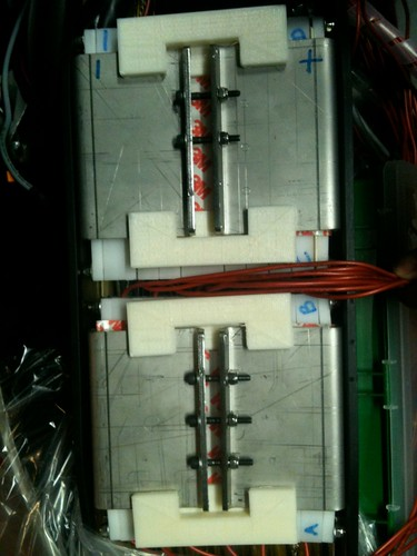 eCagiva cell clamping, take 3