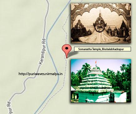 Somanatha Temple, Birabalabhadrapur