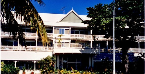 Aggie Grey's, Apia, Samoa