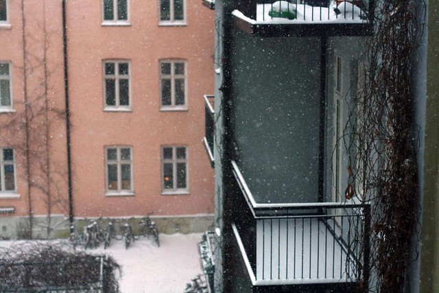 Snøen