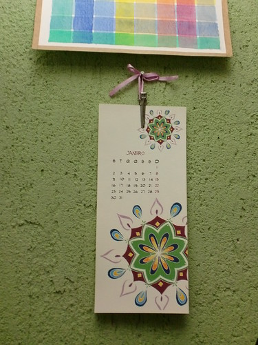 Meu calendário Milonga by bedeth