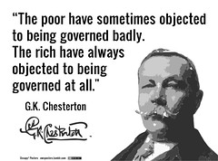 The Rich Object to Being Governed at All