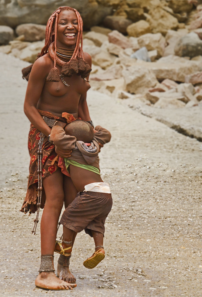 Women tribes native african