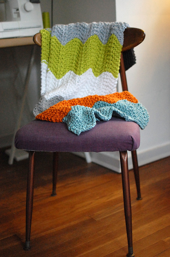 babies first knit