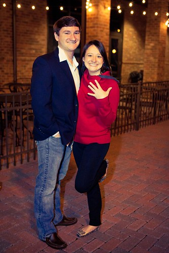 Kevin and Lacey get engaged