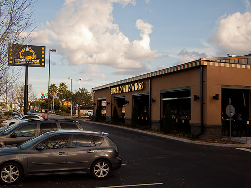 Former Don Pablos, now a Buffalo Wild Wings