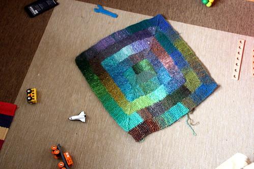 fo: ten stitch blanket.