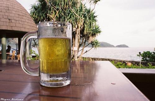 Vailima Beer (Brewed in Samoa)
