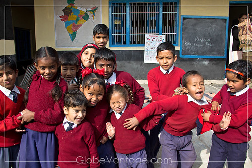 Mcleodganj school children 3