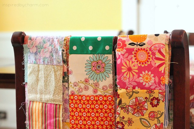A Quilt {IBC} - more rows