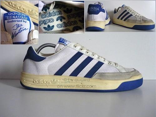 Aucwd 90`s Ilie 80`s Adidas Tennis Nastase 04tr0w8q Shoes Vintage By EHID9W2