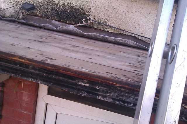 Flat Roof Porch Flickr Photo Sharing