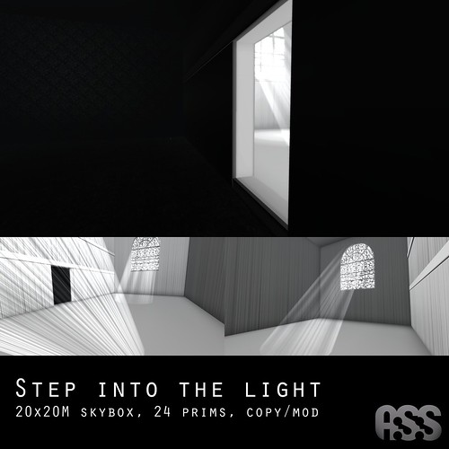 A:S:S - Step into the light, skybox by Photos Nikolaidis