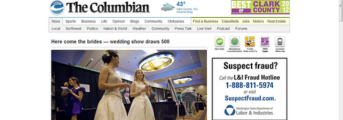 Marry ME! 2012 makes the News!