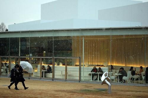 Kanazawa 21st century museum of modern art