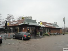 McDonald's Amsterdam IJdoornlaan 1001 (The Netherlands)
