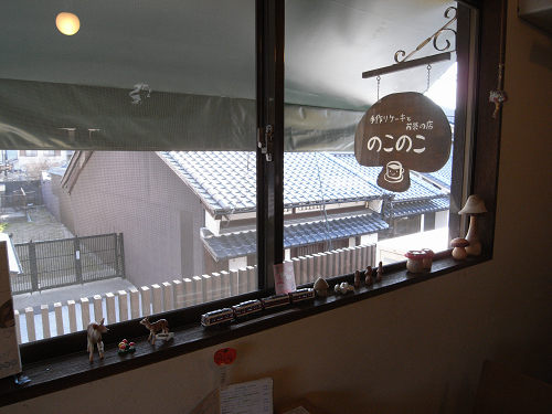 カフェ『のこのこ』@ならまち-12