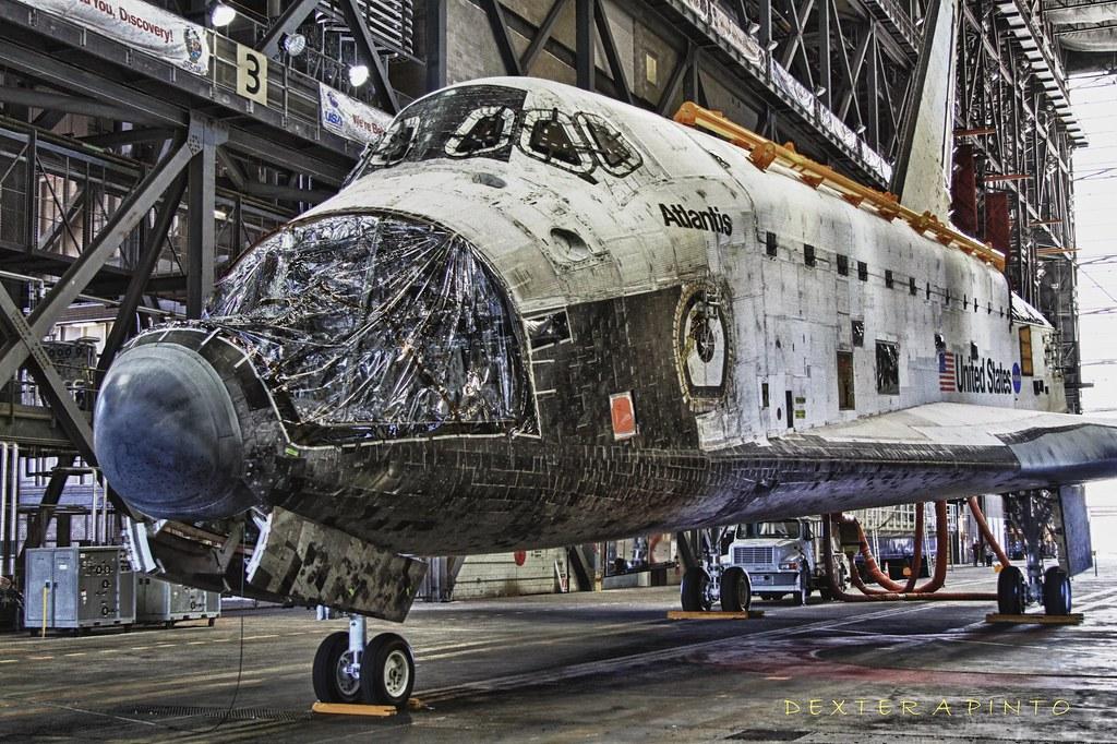 space shuttle atlantis reentry - photo #37