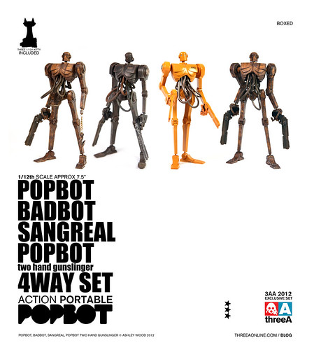 3A Action Portable Popbot