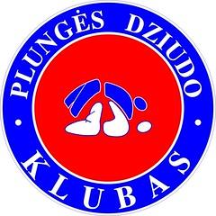 Plungės Dziudo Klubas - Logo